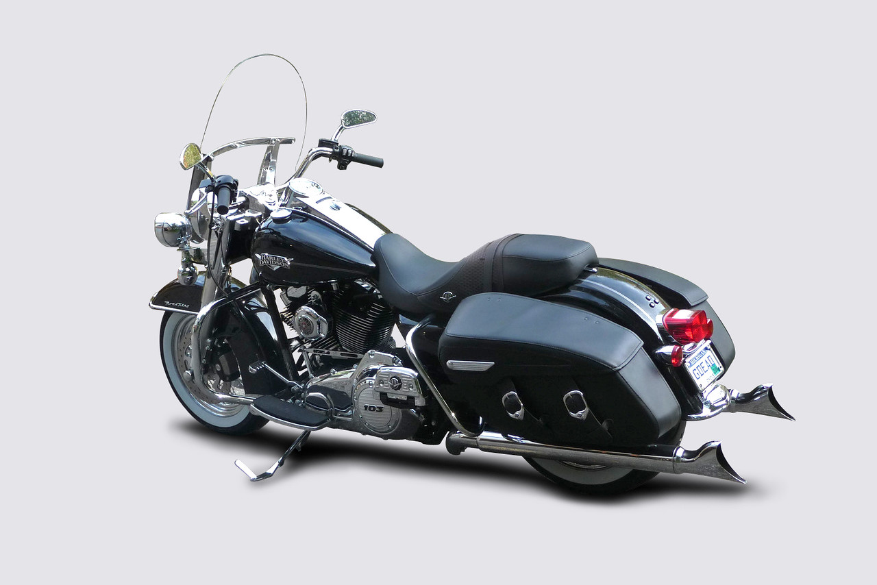 Fishtails: Road King Exhaust Systems At Woreks.co
